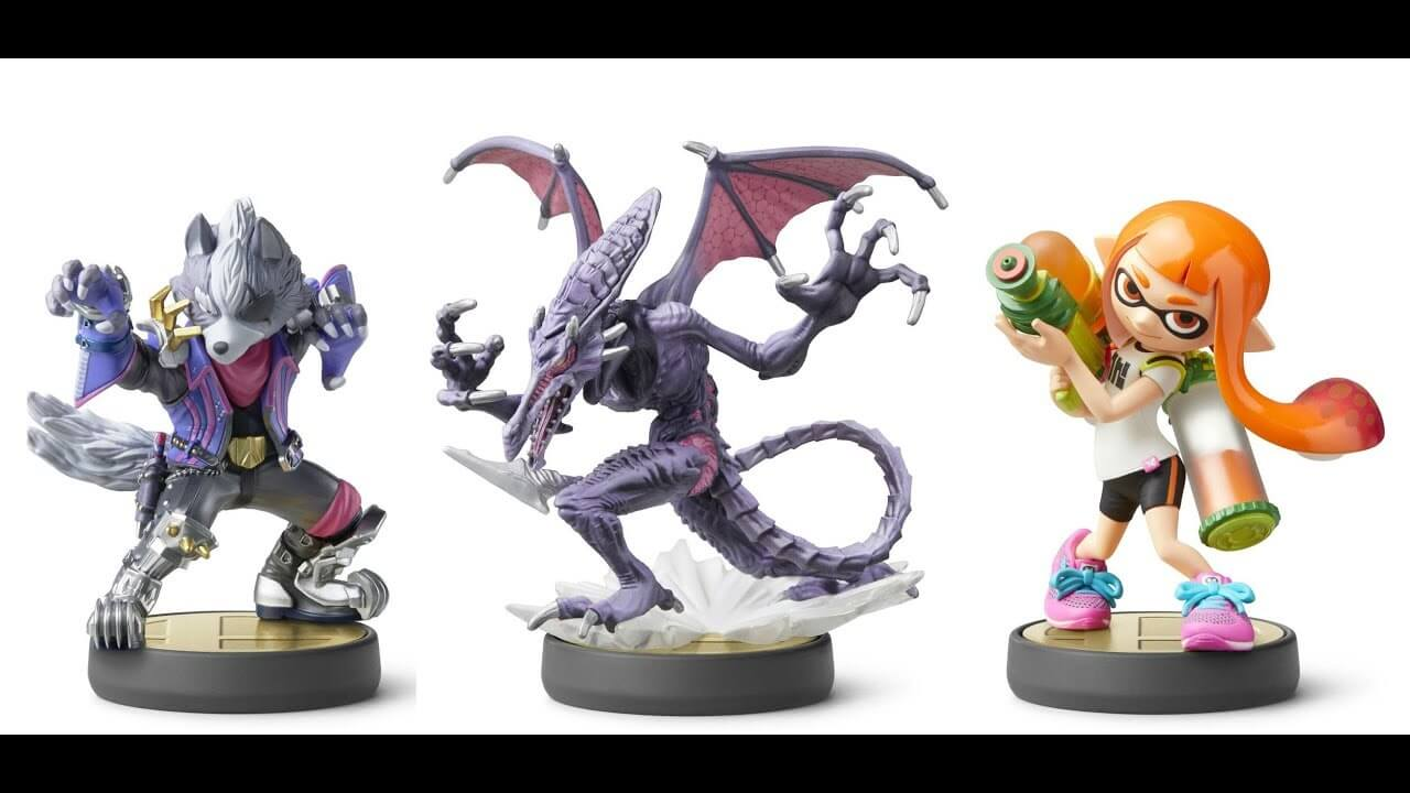 Smash Bros. Ultimate Amiibo Release Dates Revealed