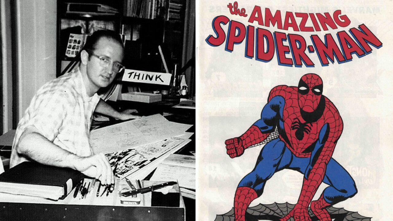 Marvel Comics Writer and Artist, Steve Ditko, Dies at 90