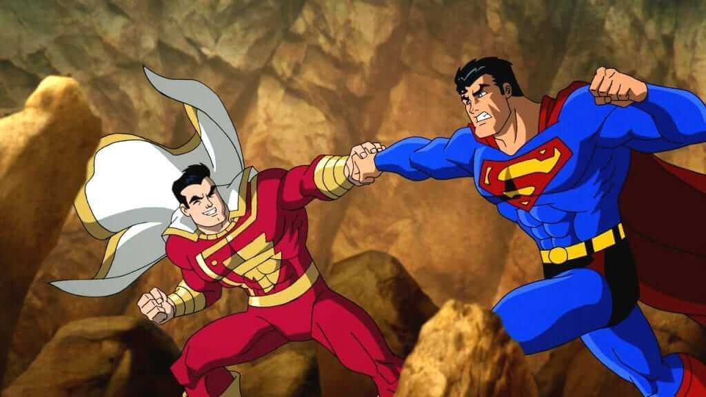 Henry Cavill Talks Who Would Win a Batman v Superman v Shazam! Fight