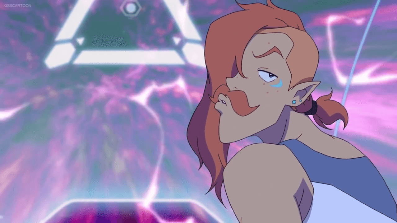 Voltron: Legendary Defender Actor on the Growth of his Character Coran