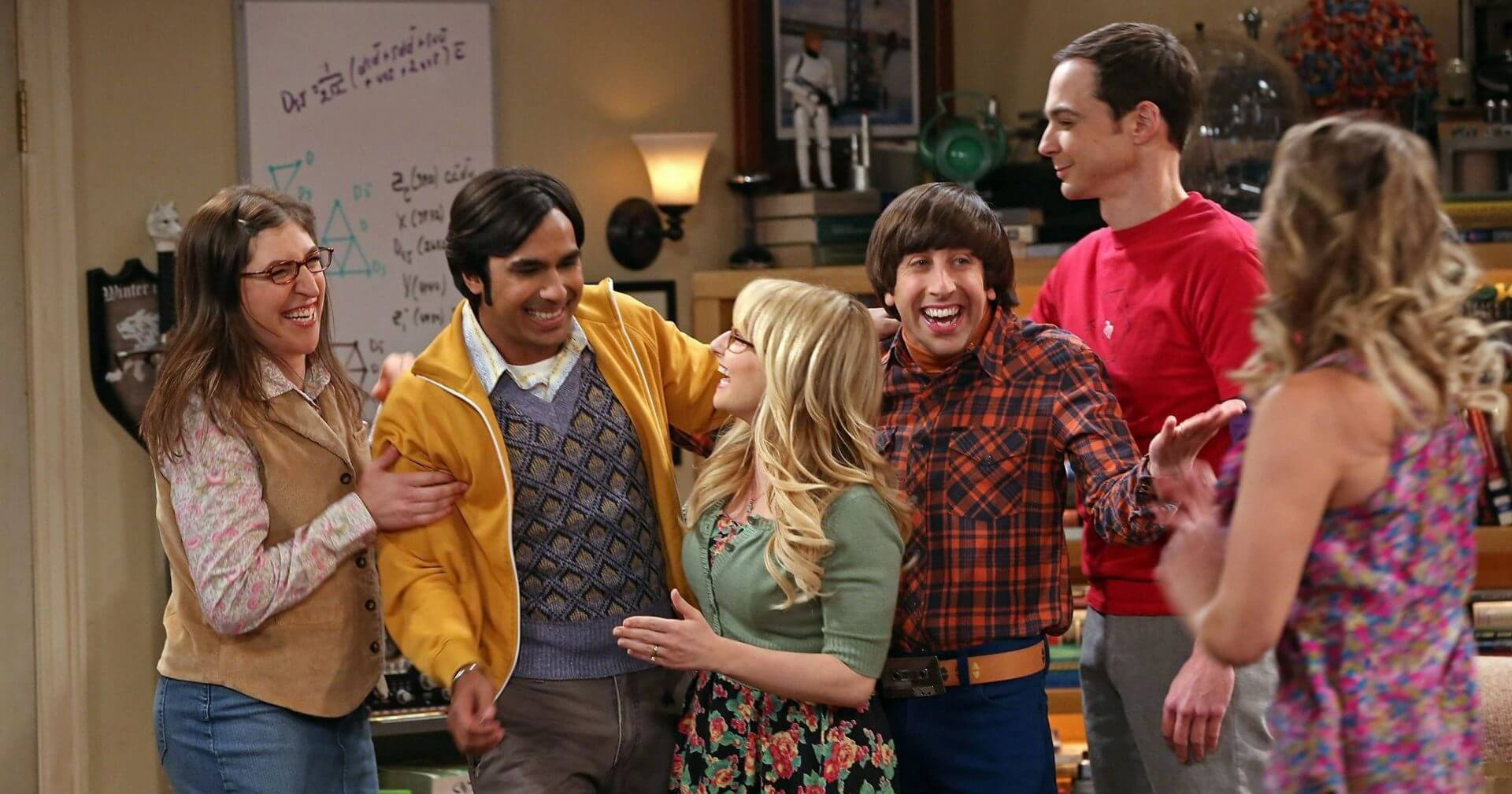 After 12 Seasons, 'The Big Bang Theory' Is Ending