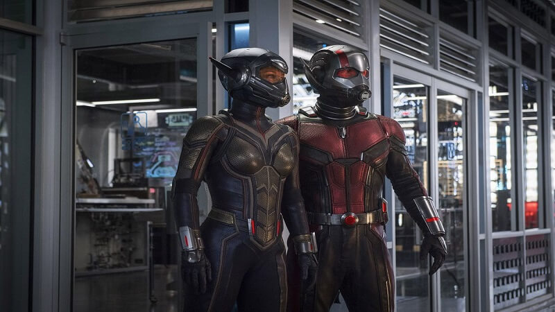 Spider-Man and the Wasp