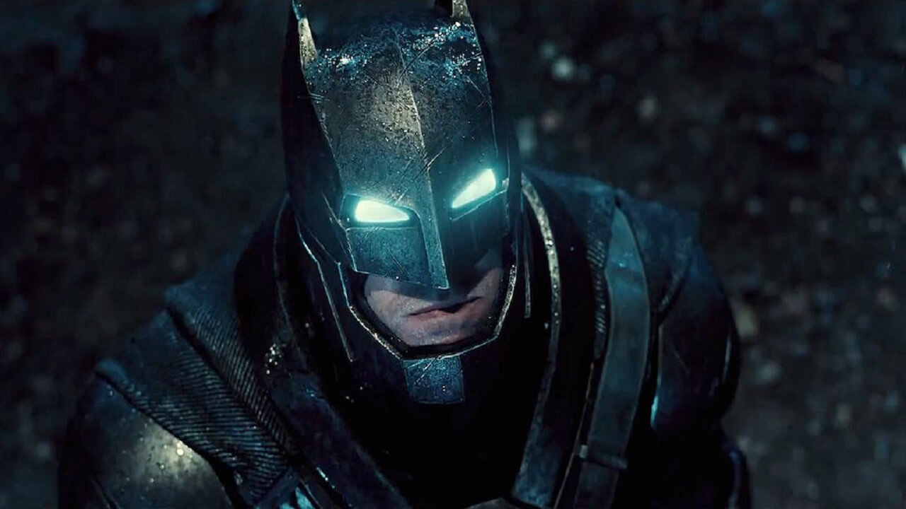 Ben Affleck Signs on as Producer for The Batman in 2019