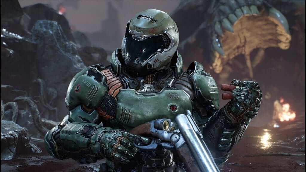 Doom Eternal First Gameplay Revealed at Quakecon