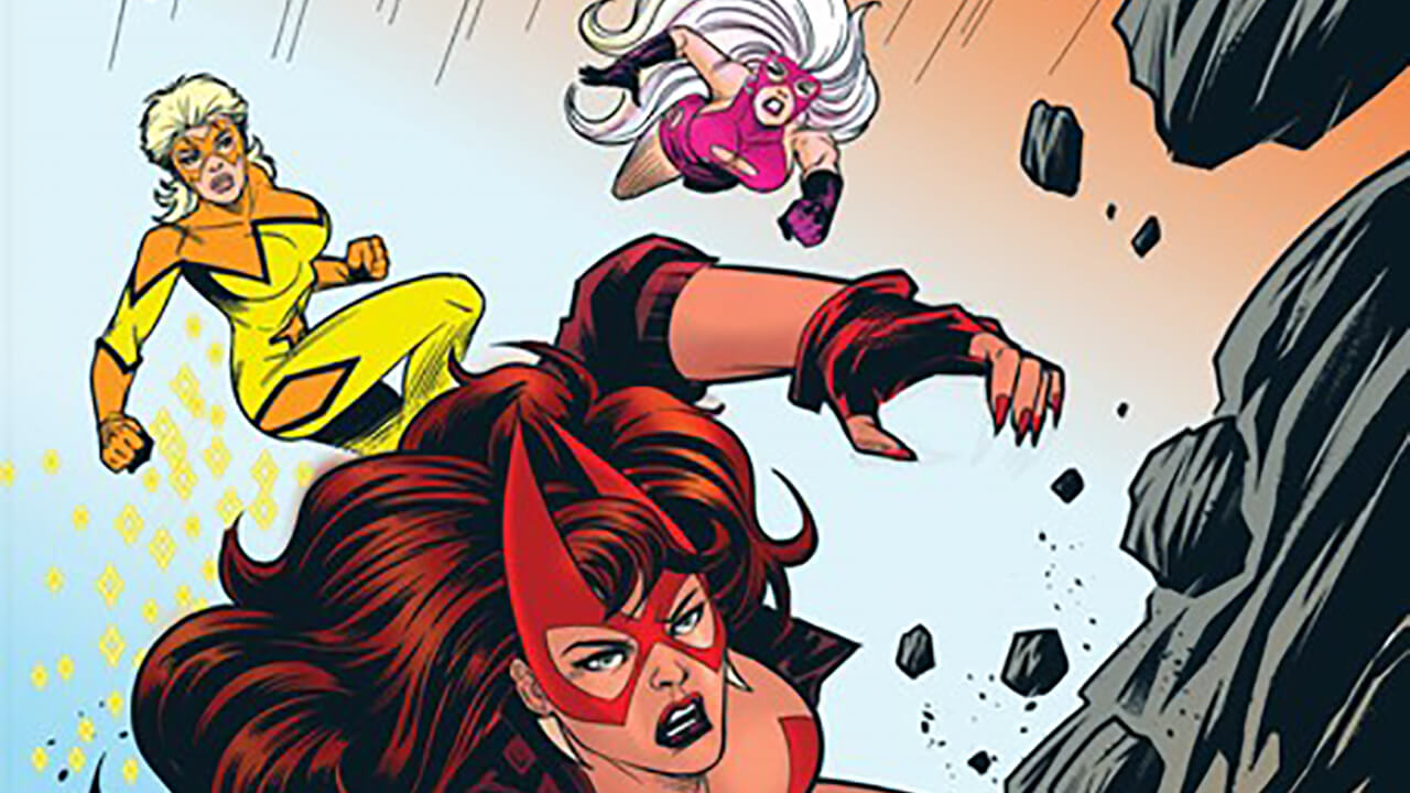 Superbabes Coming to a Comic Store Near You!