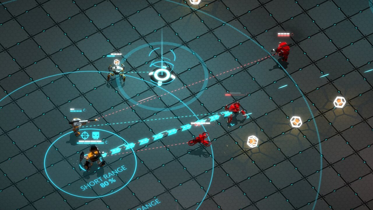 Gladiabots is Available on Steam Early Access
