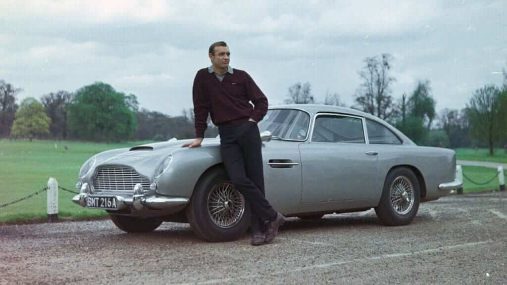 Aston Martin Producing Goldfinger Cars with 007 Bond Gadgets