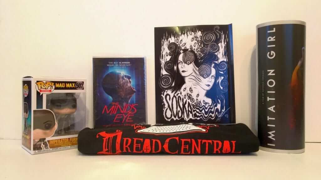 Box of Dread: A Monthly Dose of Horror At Your Door - Review