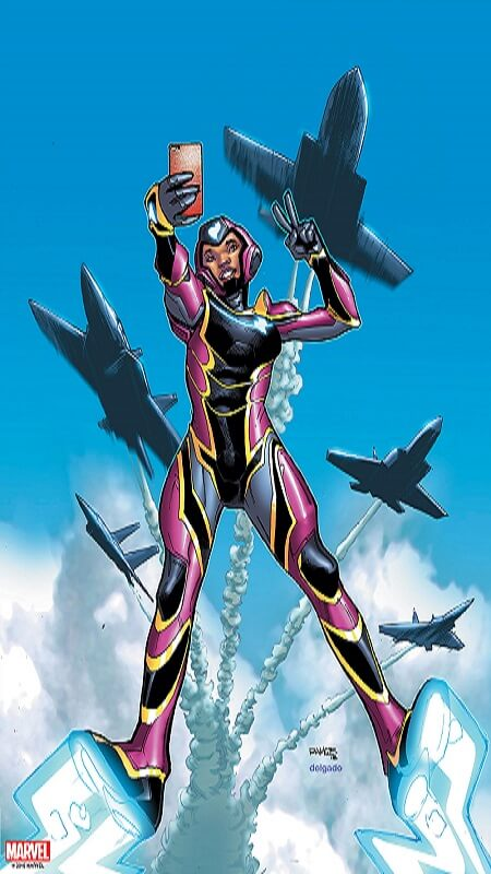 Ironheart returns to comics