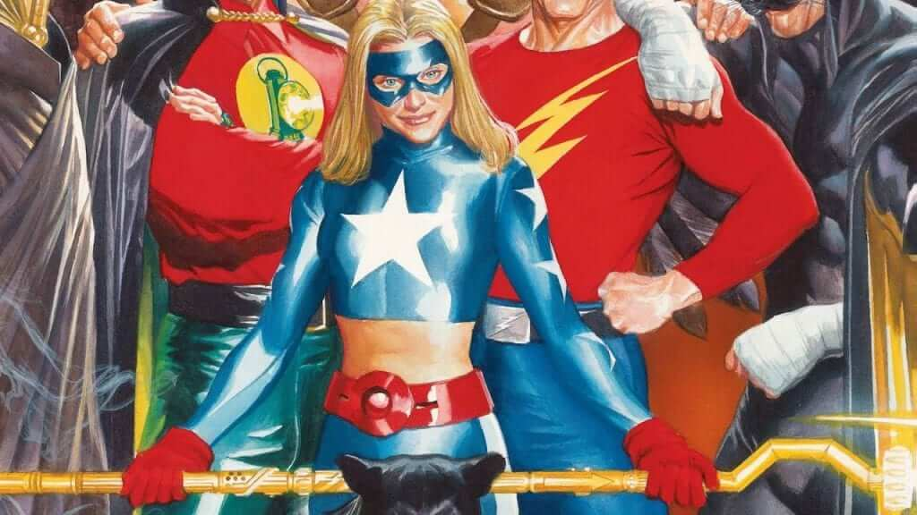 DC Universe's Stargirl Series Unveils Its Casting Breakdown