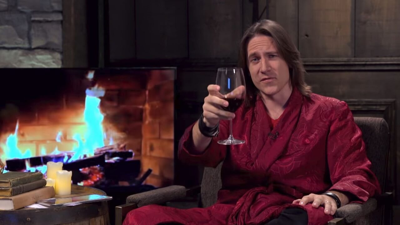 Fireside Chat with Dungeon Master Matthew Mercer