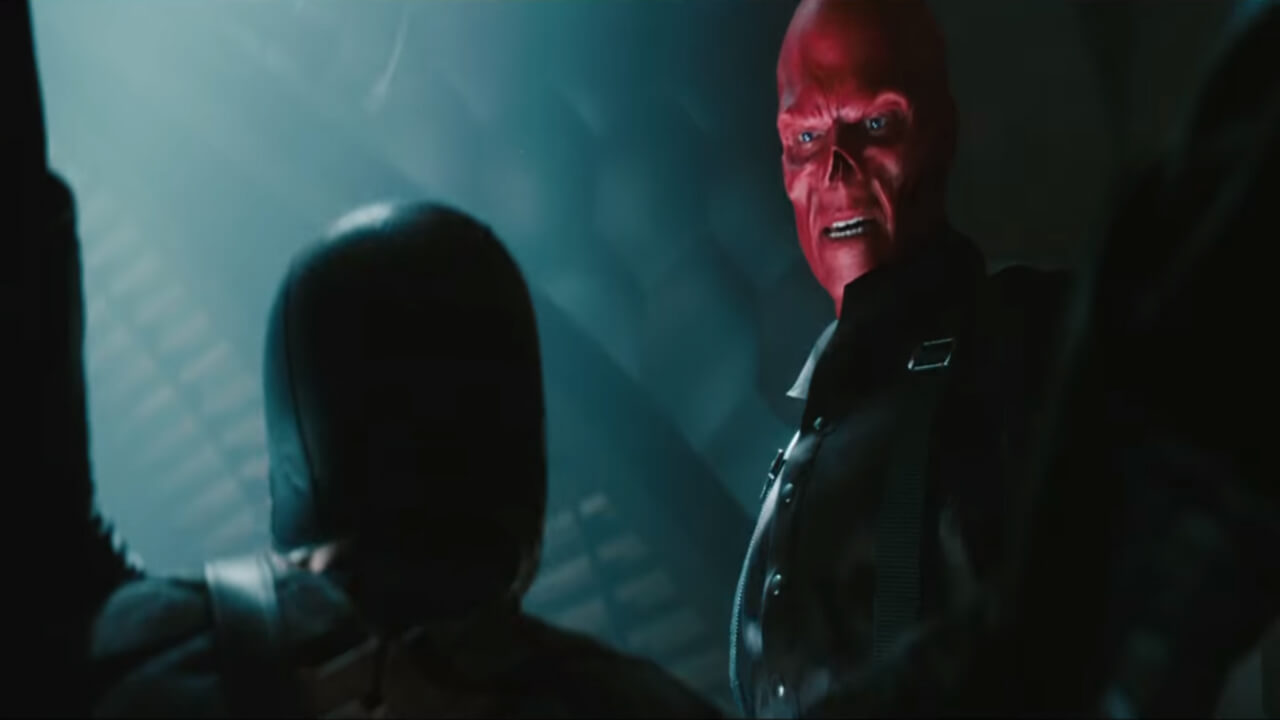 Russo Brothers Hint at Red Skull's Future in the MCU
