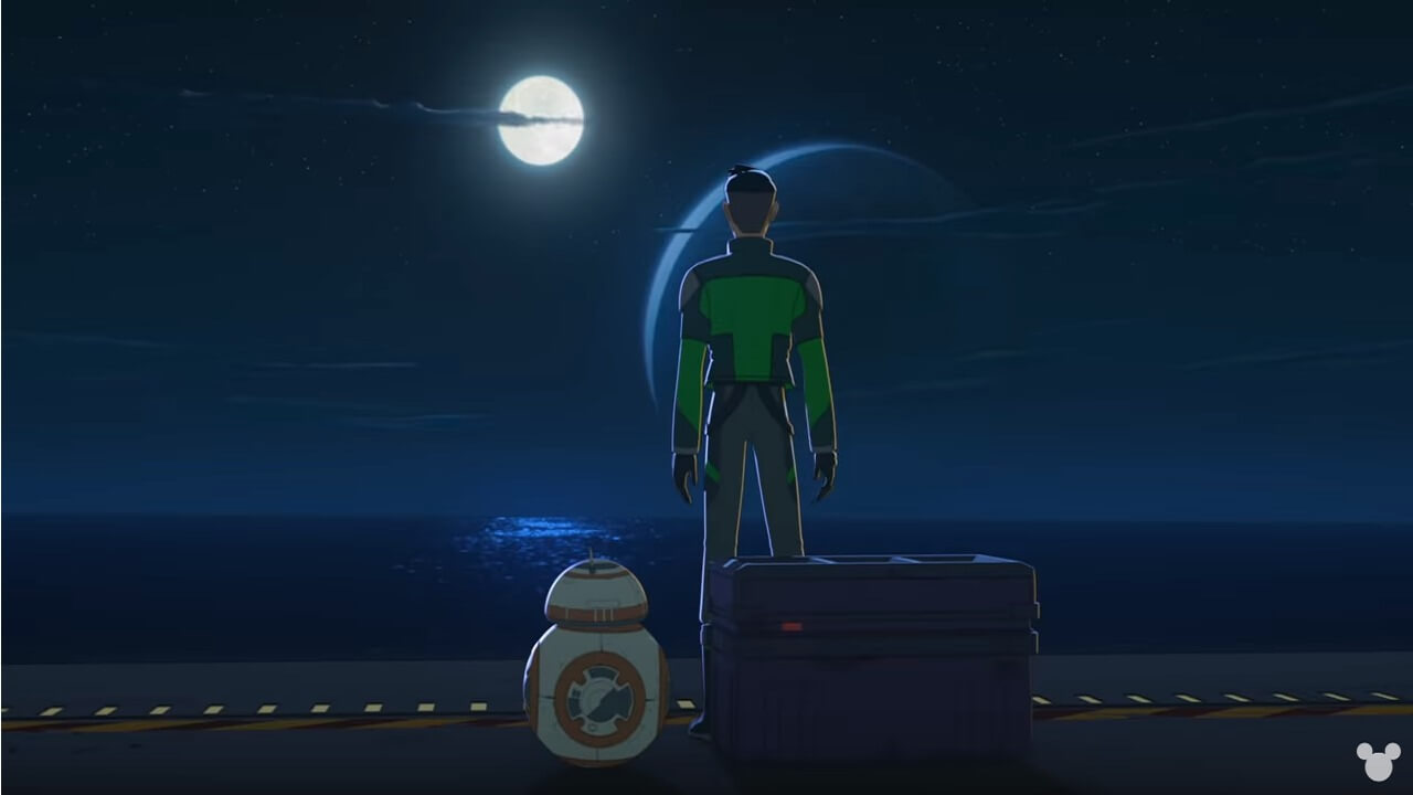 Disney Reveals Star Wars Resistance Trailer