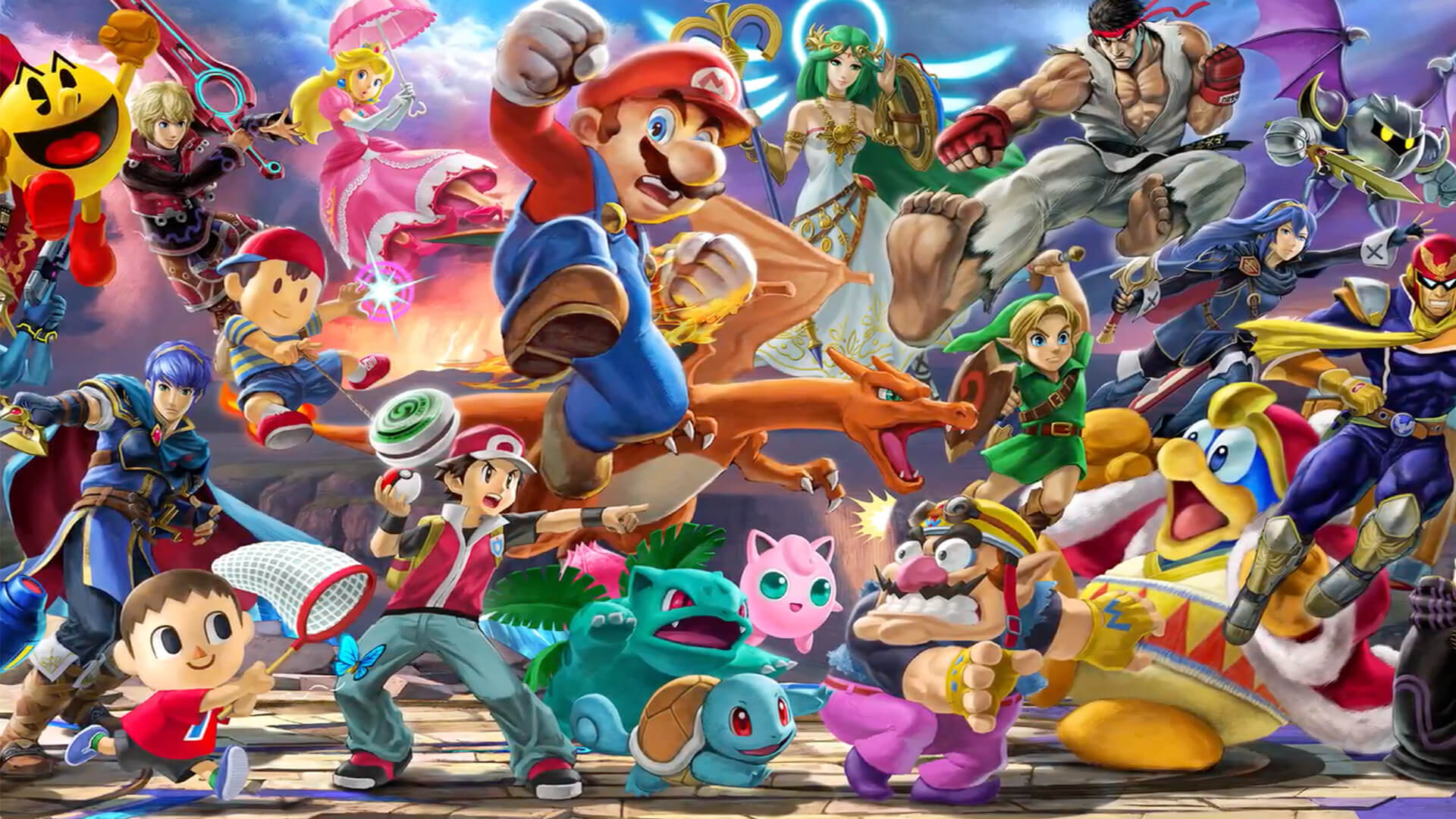 Super Smash Bros. Ultimate Nintendo Direct Announced