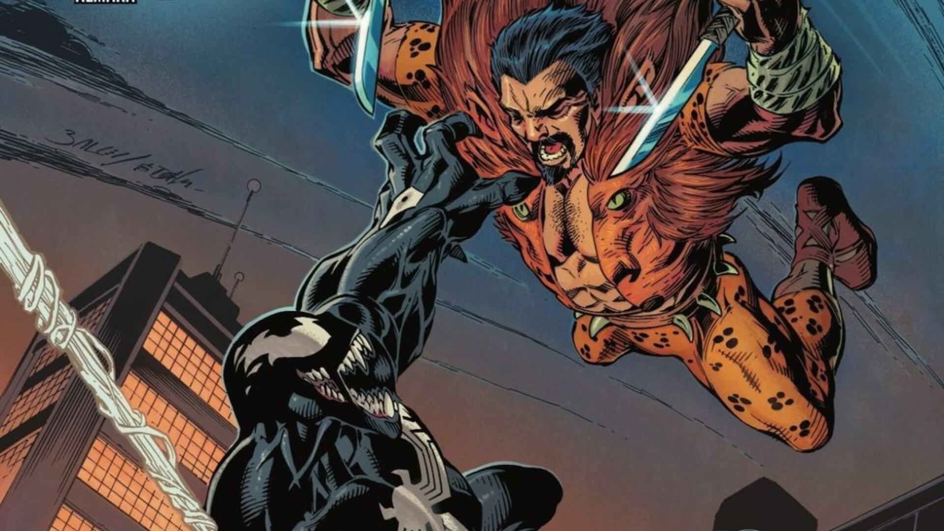 Kraven the Hunter Film Reportedly in Development