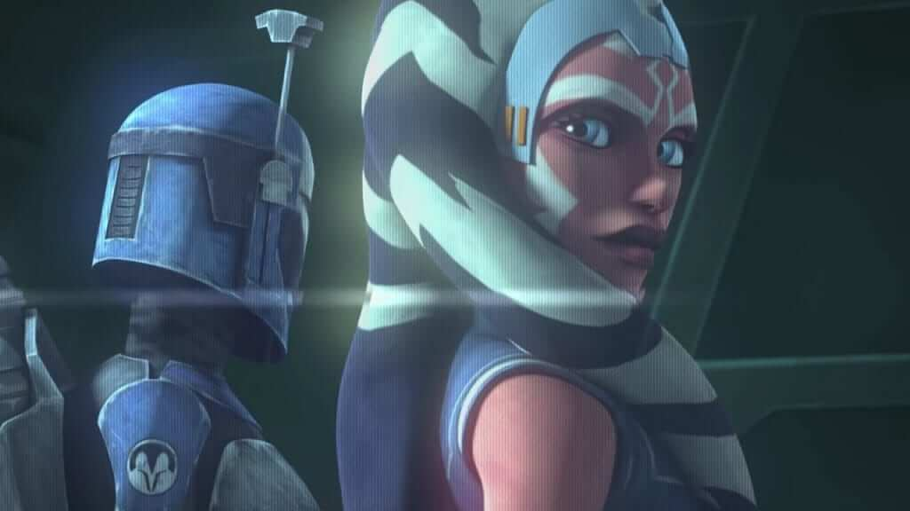 The Best Things About Star Wars Today are Dave Filoni and Athena Yvette Portillo