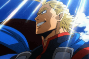 My Hero Academia Movie Teases All Might's Origins