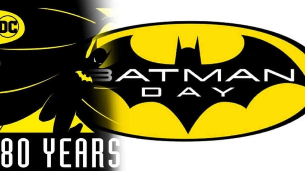 National Batman Day September 15th!