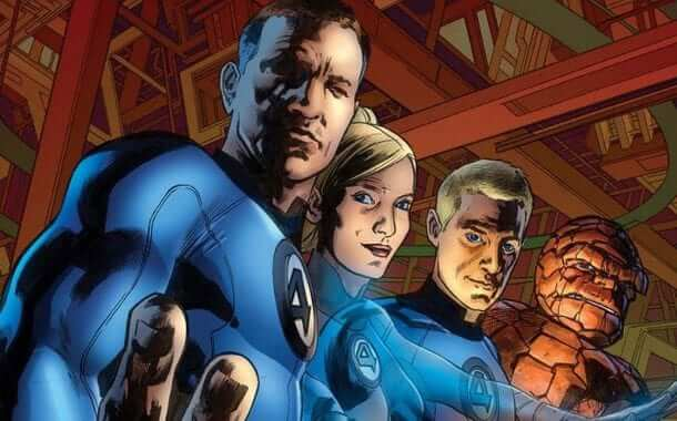 Marvel Reveals Rivals to the Fantastic Four
