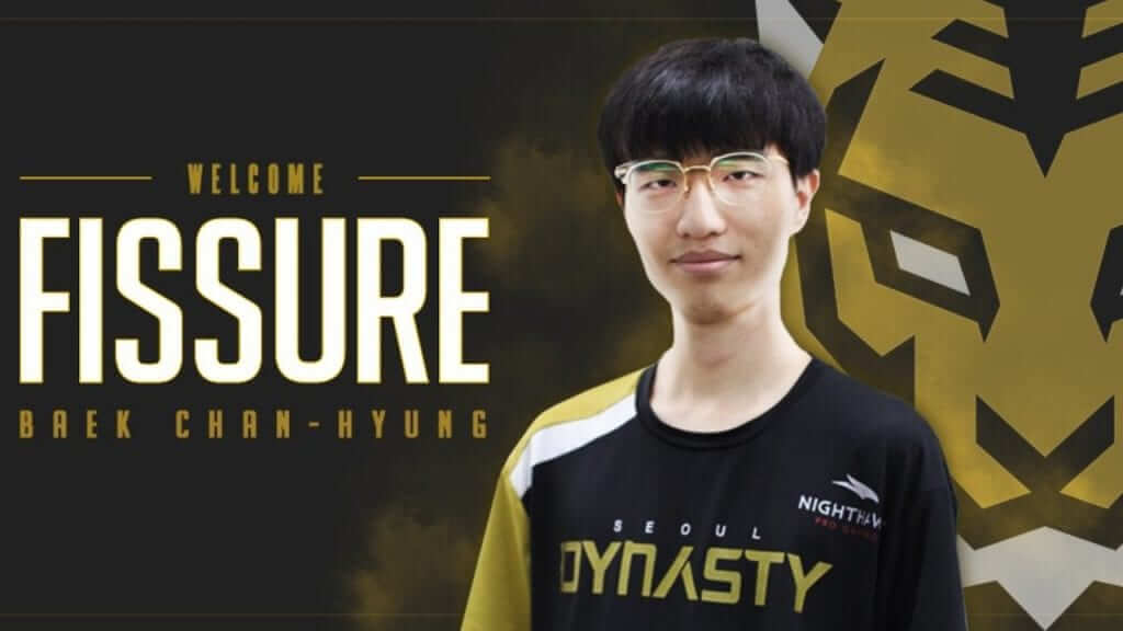 Overwatch League Player Fissure is Traded to the Seoul Dynasty
