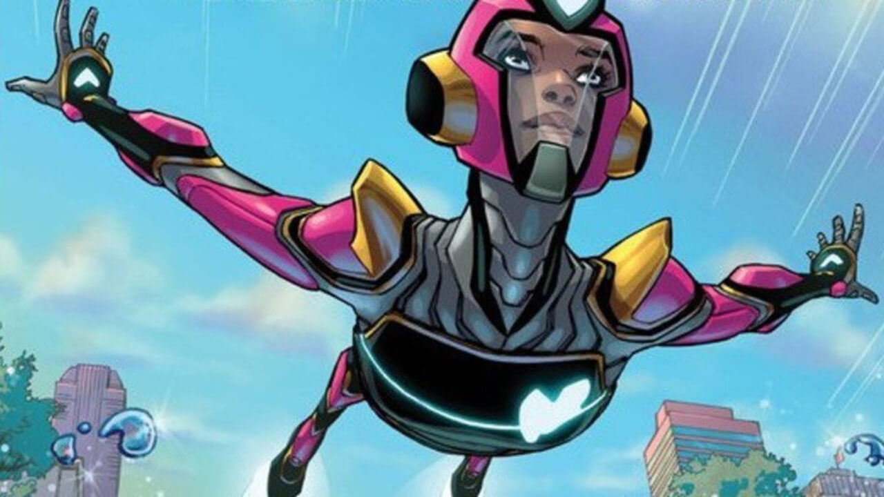 Ironheart Returns to Comics with Writer Dr. Eve L. Ewing