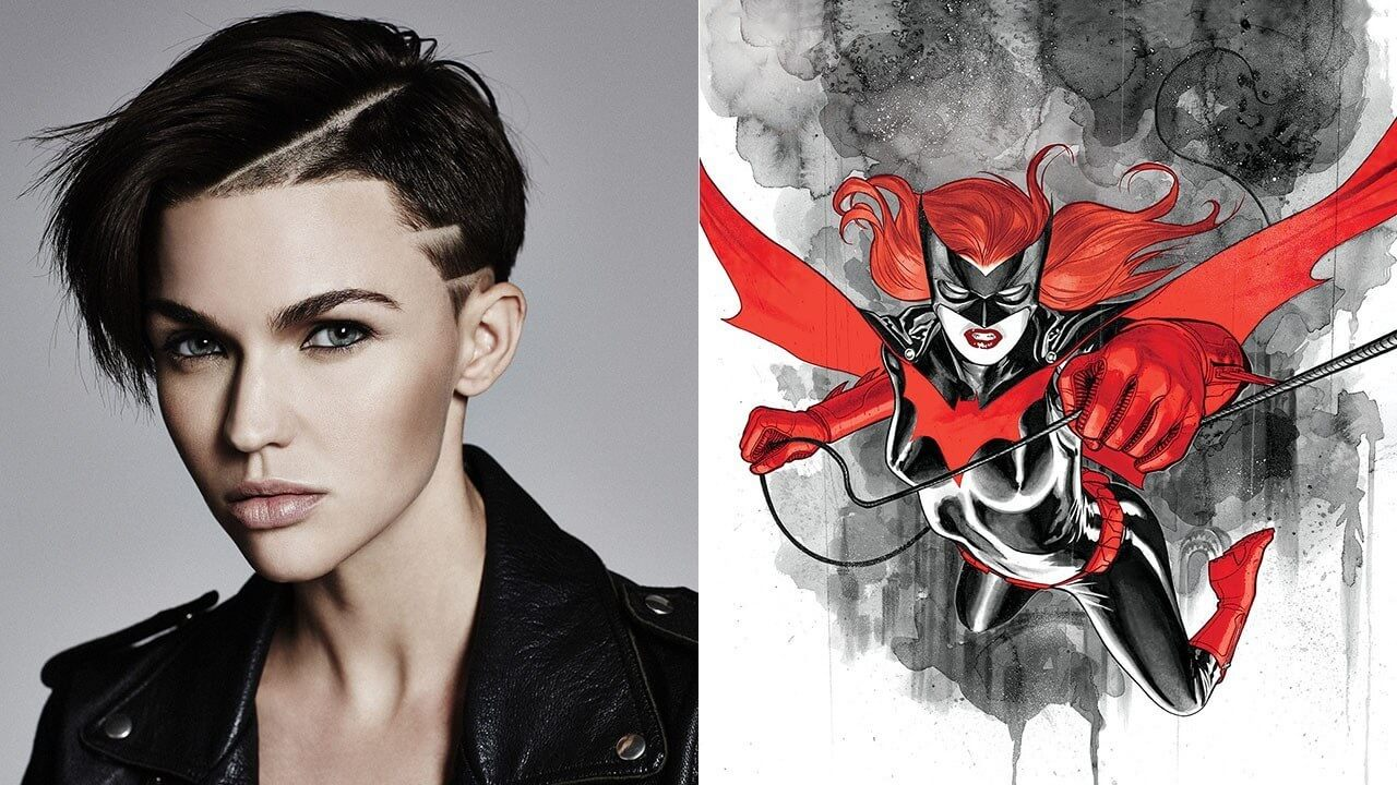Ruby Rose Quits Twitter After Batwoman Backlash