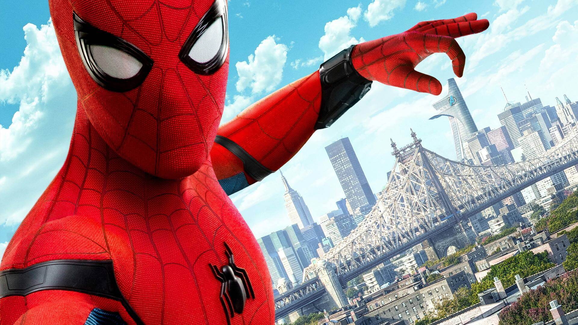 Spider-Man: Far From Home Logo Revealed