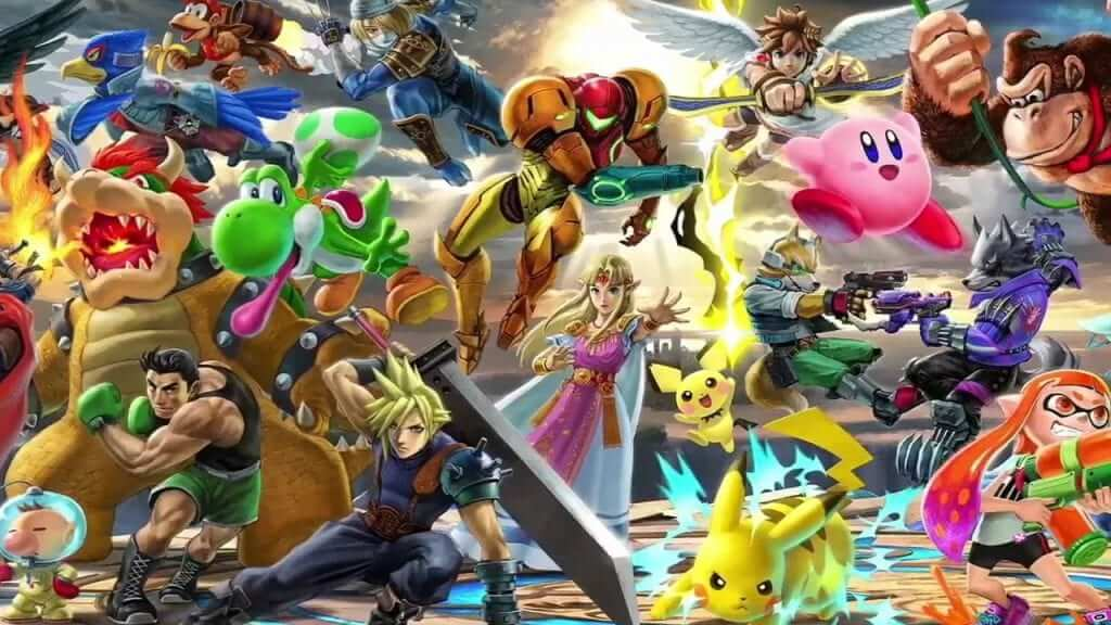 Super Smash Bros. Ultimate Nintendo Direct Recap