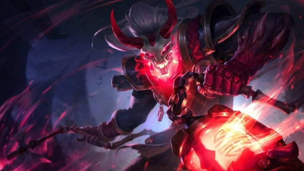 League of Legends Offers Free Thresh Skin to Blood Donors