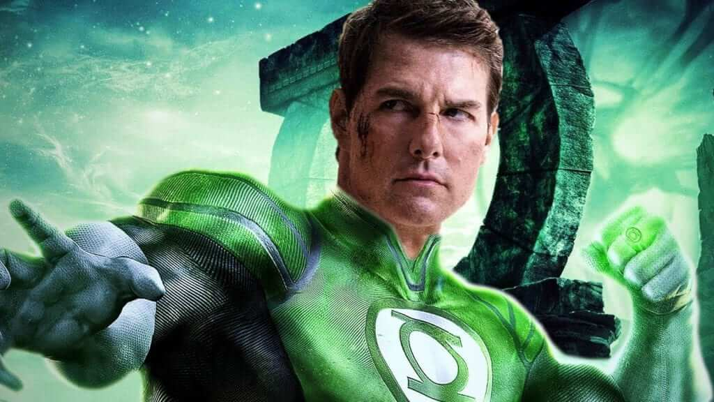 Will Tom Cruise Be Our Next Green Lantern?