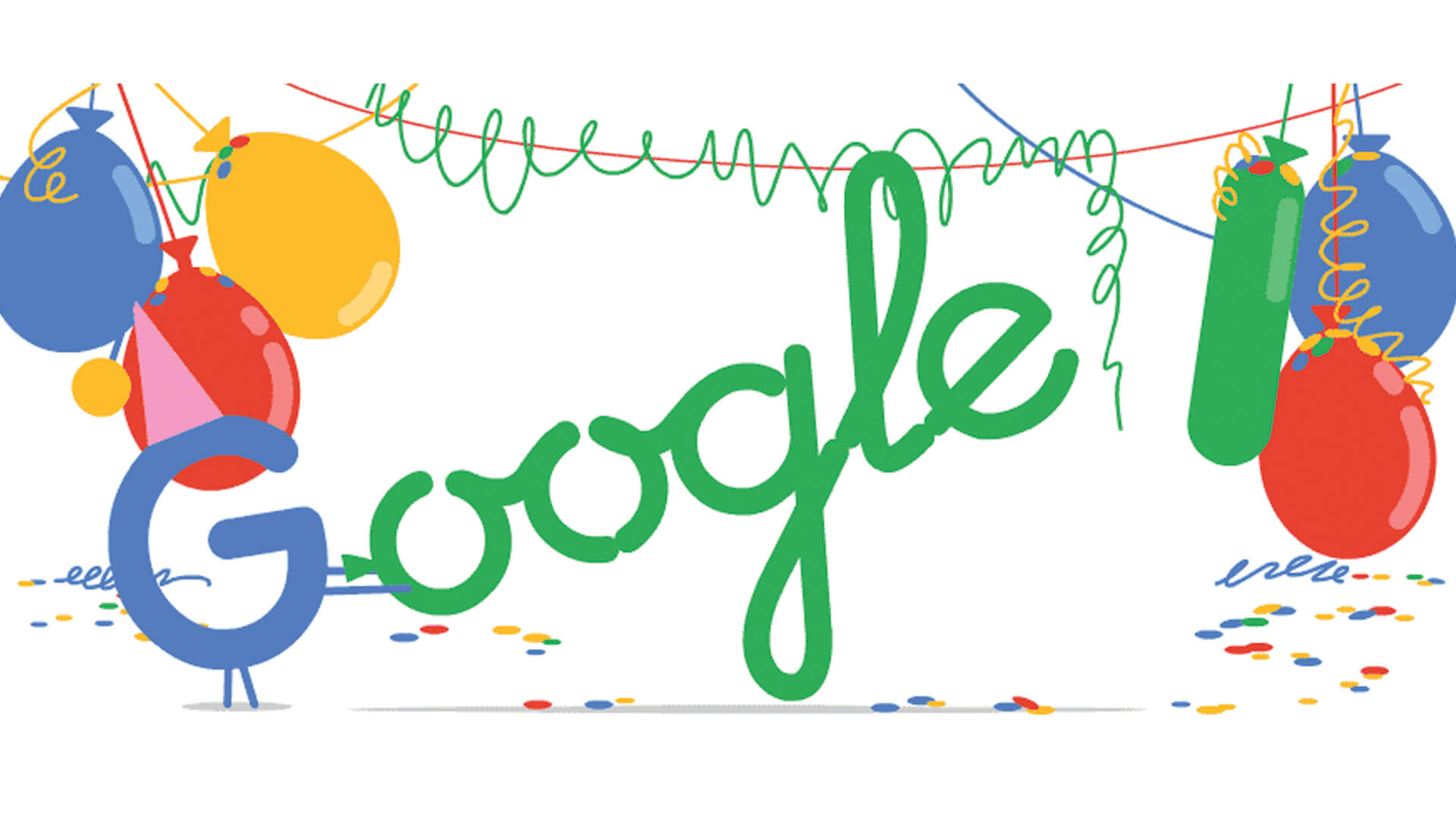 Google Celebrates 20th Anniversary: Revealing It's Most Popular Searches and More
