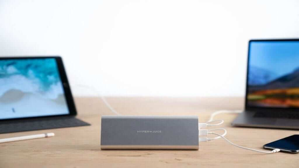 Hyper Unveils 'World's Most Powerful USB-C Battery Pack'