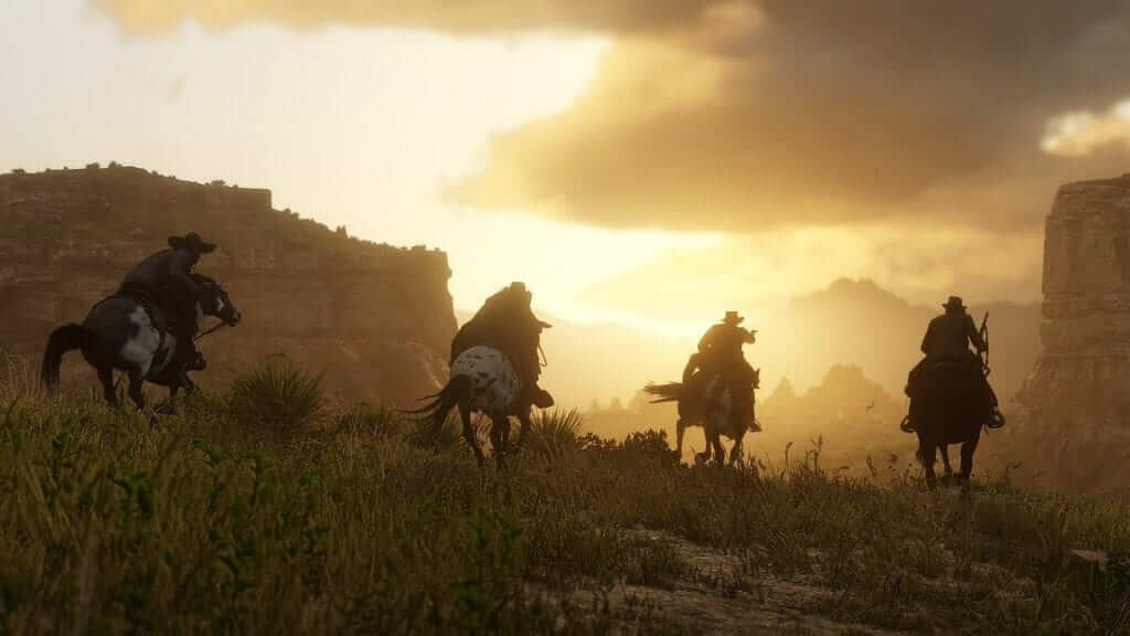 Red Dead Redemption 2 Has a Massive Download Size