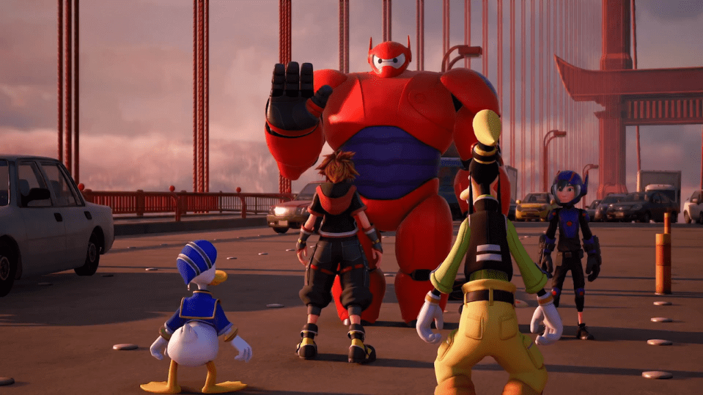Kingdom Hearts 3 Extended TGS Trailer Revealed