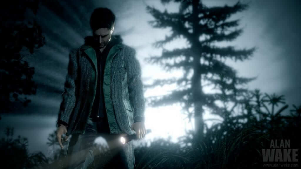 Supernatural Video Game Alan Wake Becoming Television Show