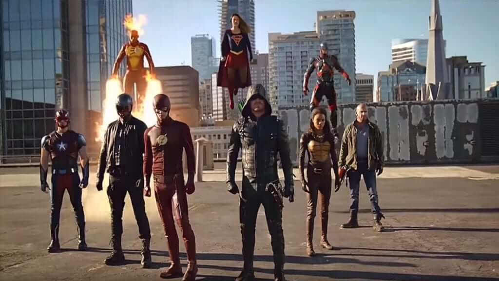 Arrowverse Crossover Will Be Titled Elseworlds, Casts LaMonica Garrett as The Monitor