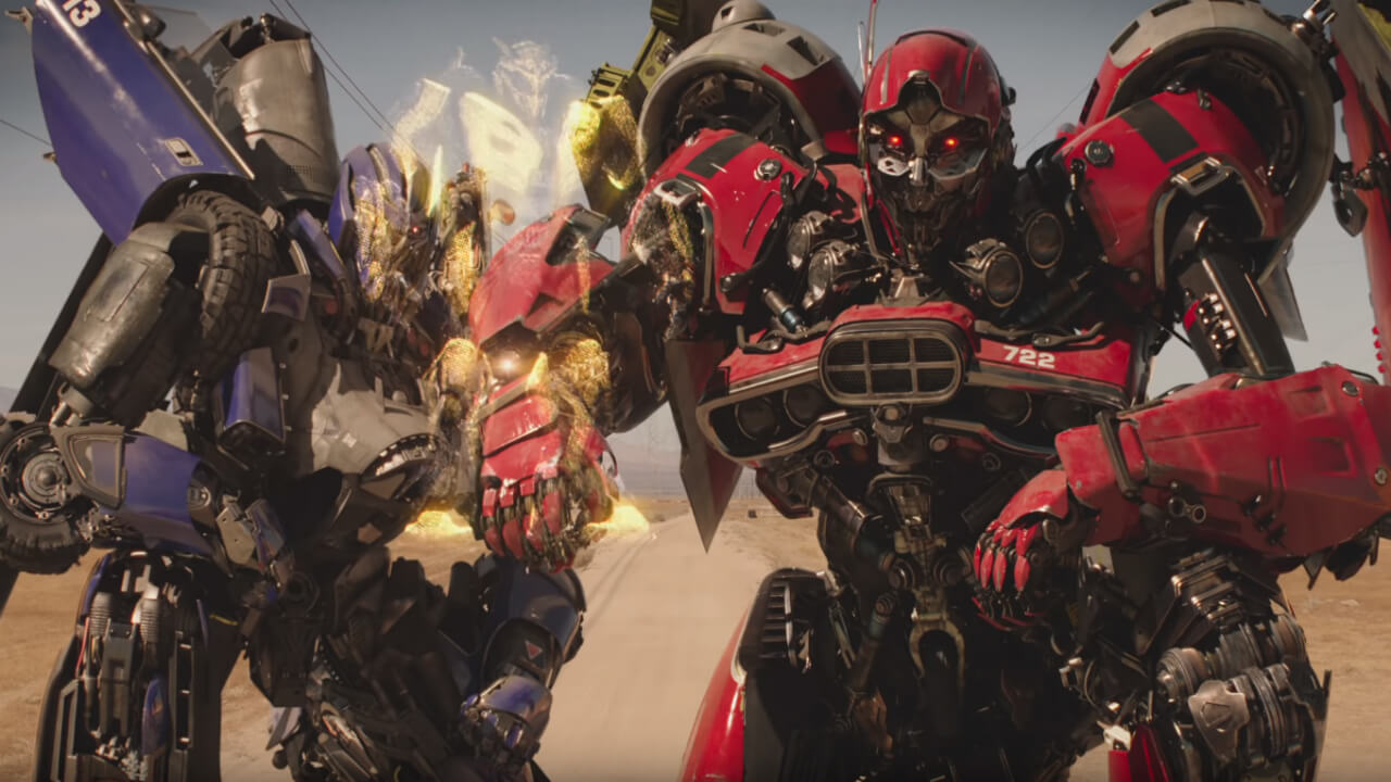 Bumblebee New Trailer Features Classic Transformers