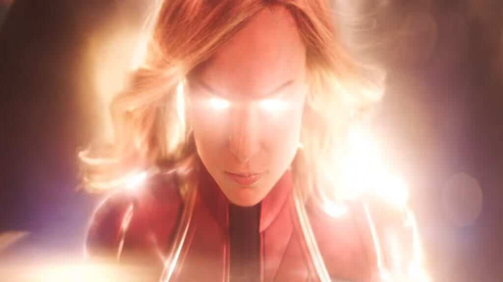 Captain Marvel Trailer Finally Drops