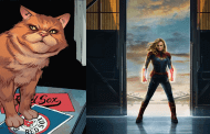 Captain Marvel Poster Includes Hidden Cosmic Cat