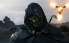 Death Stranding Latest Trailer Shows Troy Baker in Golden Mask