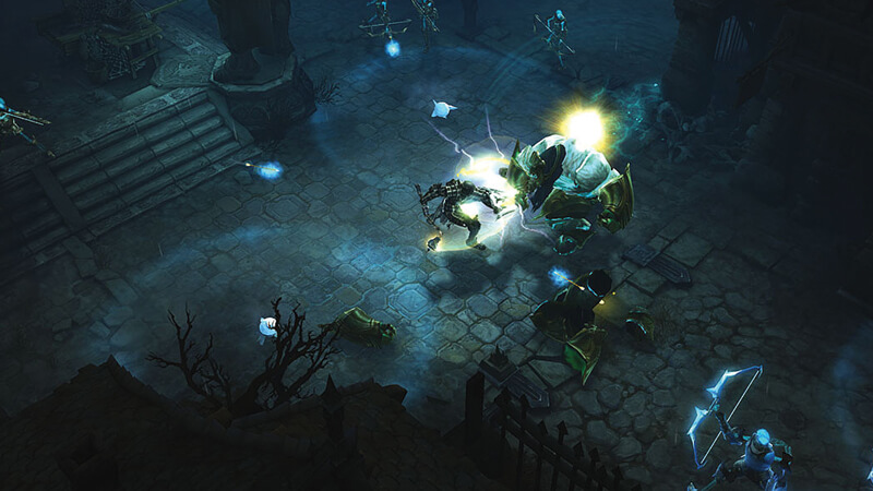 Twitch Partner Triceppps first game Diablo 3 Screenshot