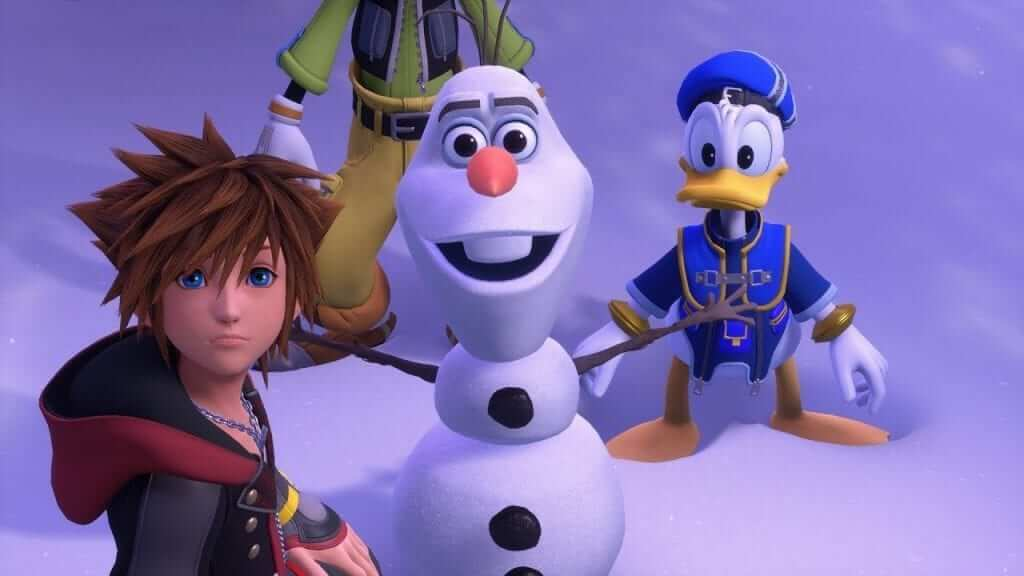 Kingdom Hearts 3 Reveals Star-Studded Voice Cast