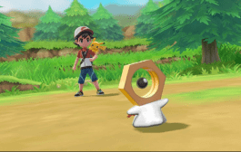 Professors Discover New Steel Type Pokémon - Meltan