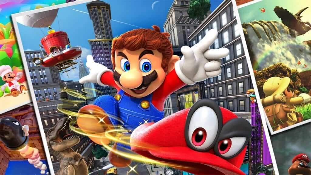 Ranking Every 3D Super Mario Game