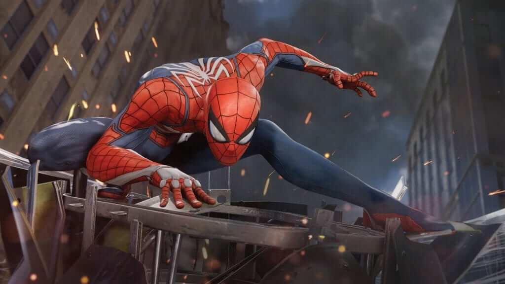 Marvel's Spider-Man To Get New Game Plus Mode