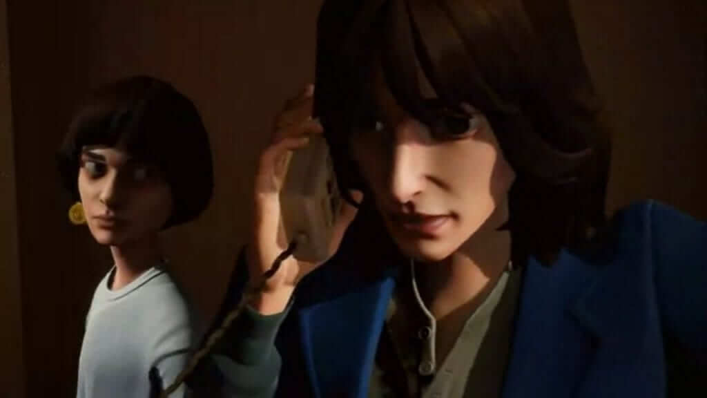 Leaked Footage from Telltale's Stranger Things Game Released Online