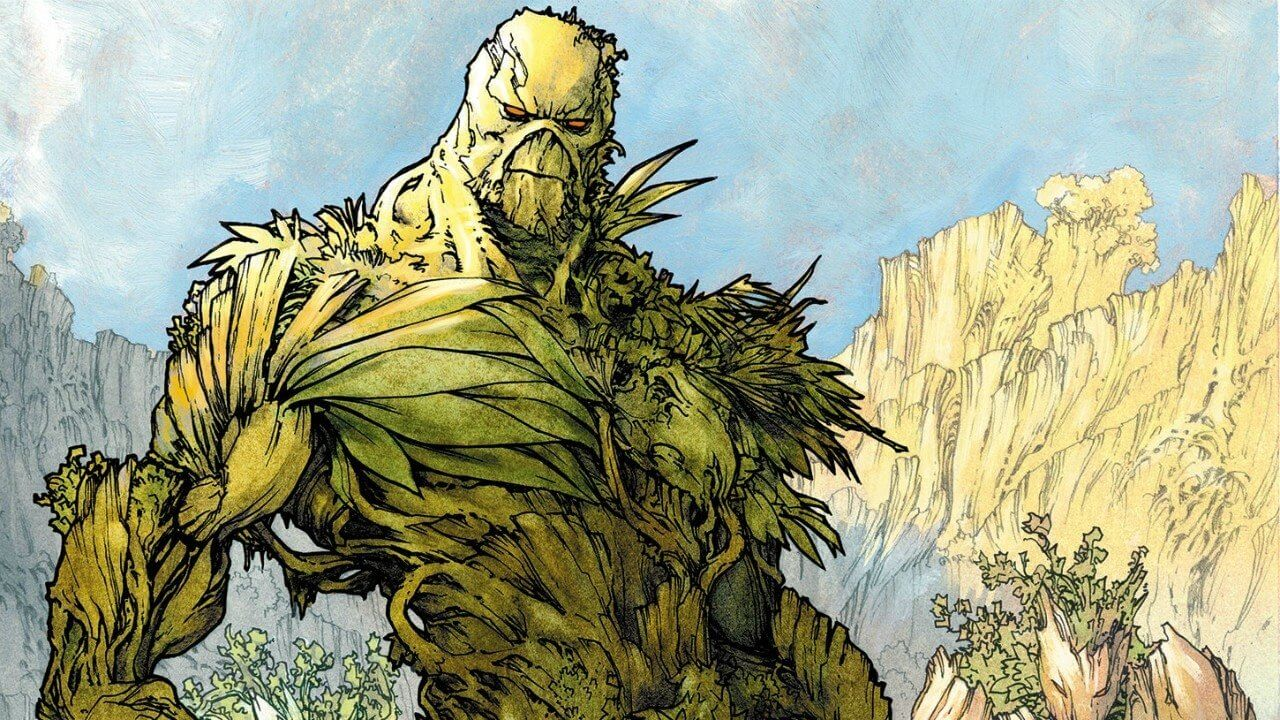 'Swamp Thing' Series to Feature Mature Themes and A Physical Suit