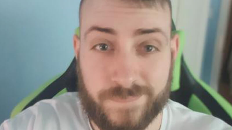 Twitch Partner Triceppps Photograph