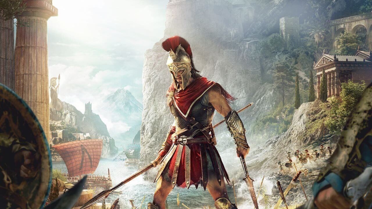 Assassin's Creed: Odyssey Course Arriving in Sydney