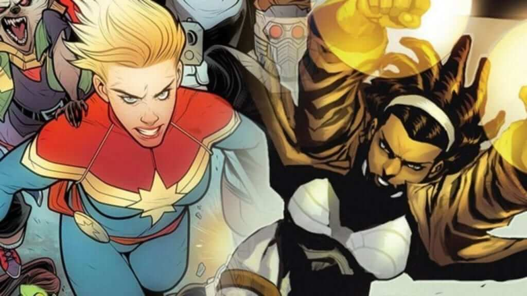 Did the Captain Marvel First Look Tease Monica Rambeau in the MCU?